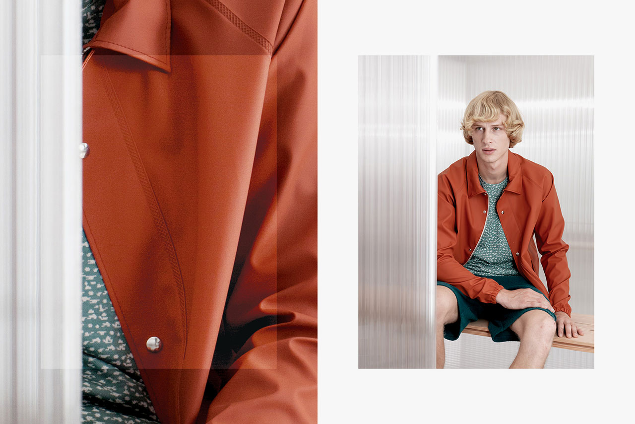 Image of Norse Projects 2014 Spring Lookbook