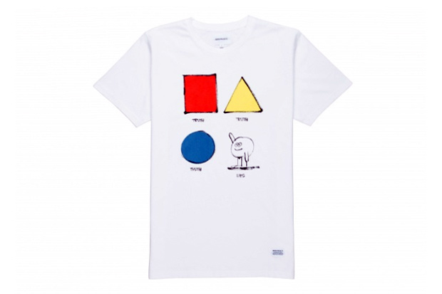 Image of James Jarvis x Norse Projects 2014 Spring/Summer T-Shirt Collection
