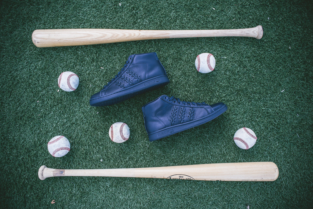 Image of Opening Ceremony x adidas Originals 2014 Spring/Summer Baseball Stan Smith