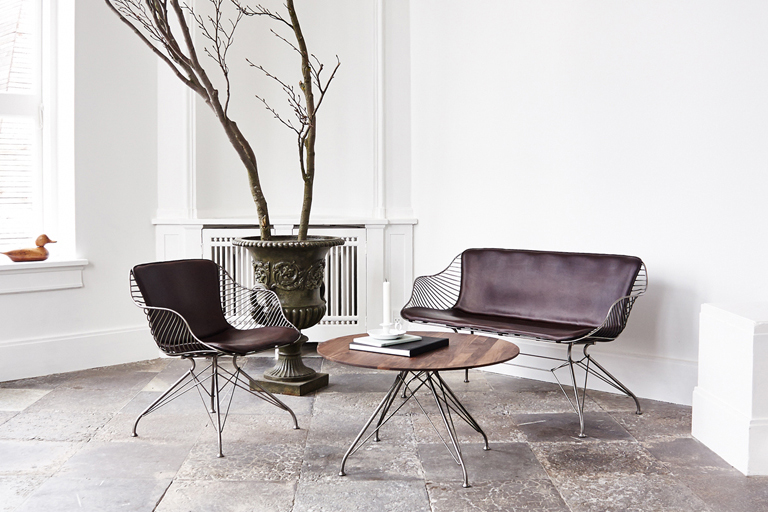 """Image of Overgaard & Dyrman 2014 """"Wire"""" Collection"""