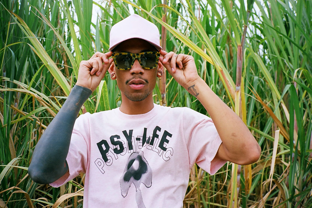 "Image of PAM 2014 Spring/Summer ""Acid Polke"" Lookbook"