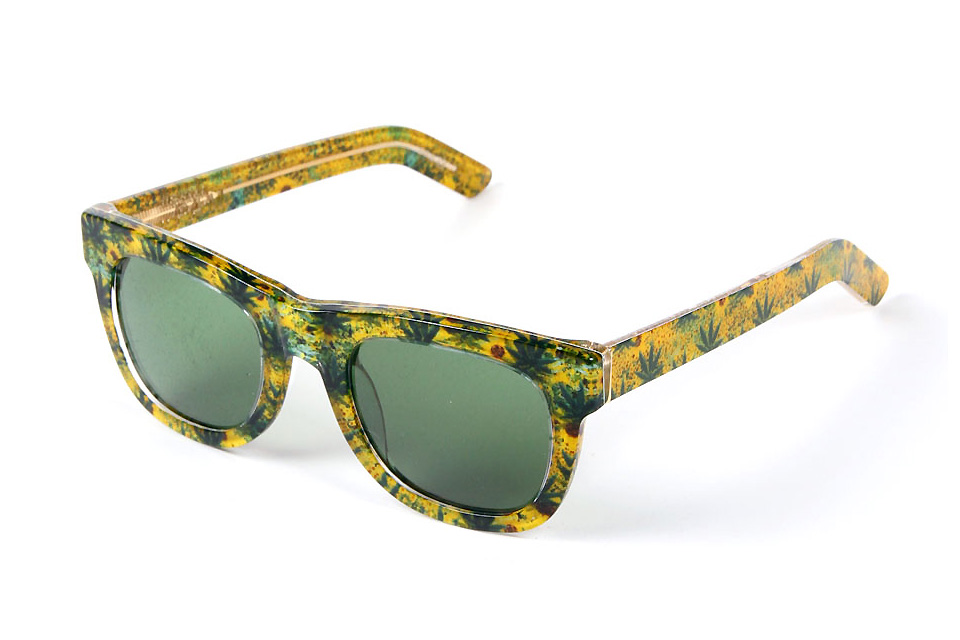 "Image of P.A.M x SUPER ""Helianthus"" Sunglasses"