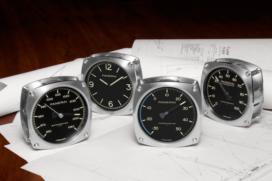Panerai Introduces The