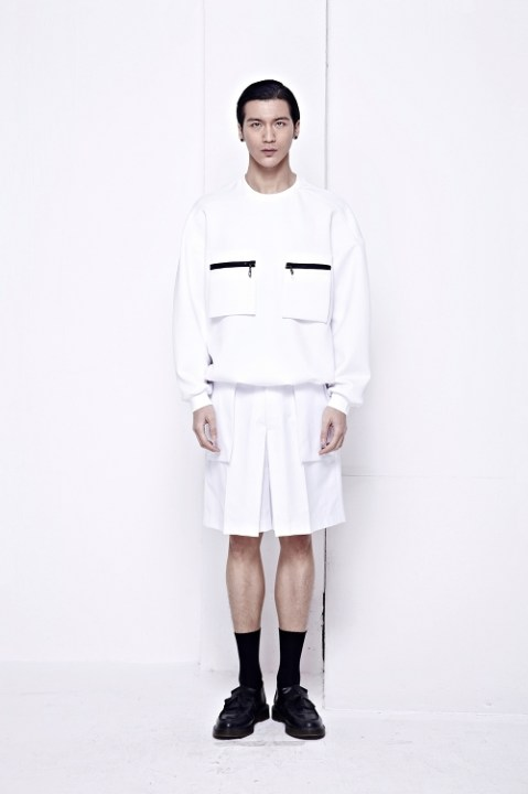 "Image of PATH 2014 Spring/Summer ""PRESENCE"" Lookbook"