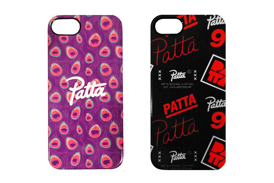 Image of Patta x Uncommon 2014 Spring iPhone 5/5s Cases