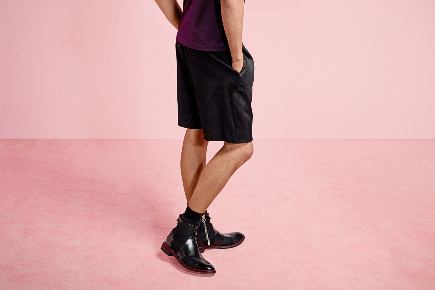 Image of Paul Smith Spring/Summer 2014 Main Line Lookbook Preview