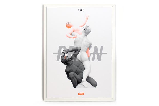 Image of POW! WOW! 2014 x 1xRUN Print Show