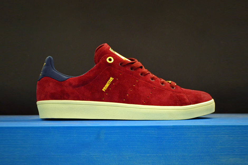 Image of Primitive x adidas Skateboarding 2014 Stan Smith Vulc