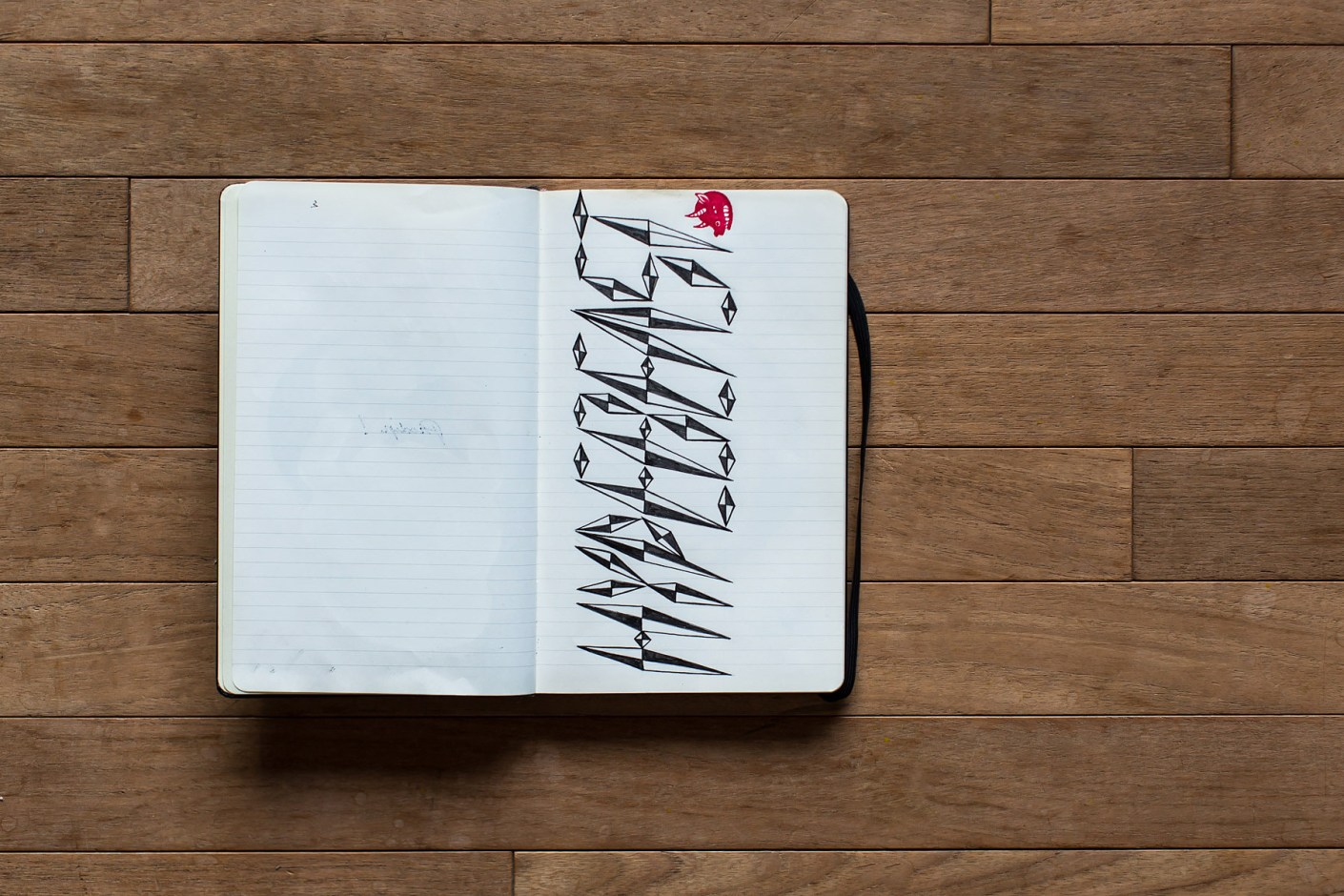 Image of Red Bull Curates Protégés x HYPEBEAST Presents Pen & Paper with Prodip