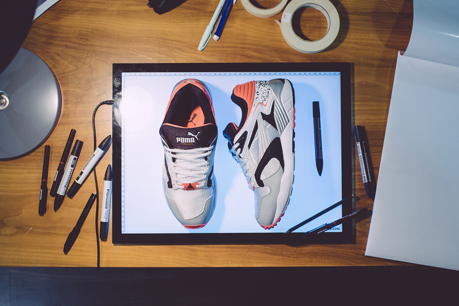 Image of PUMA CREAM Trinomic XS850 OG