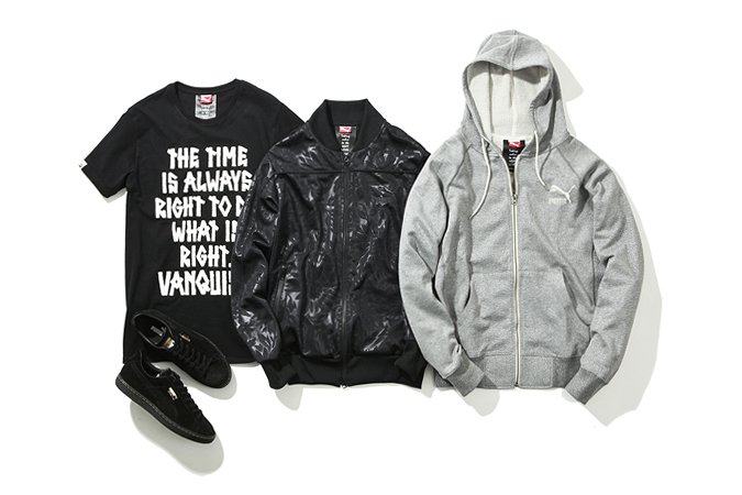 Image of PUMA for VANQUISH 10th Anniversary Collection