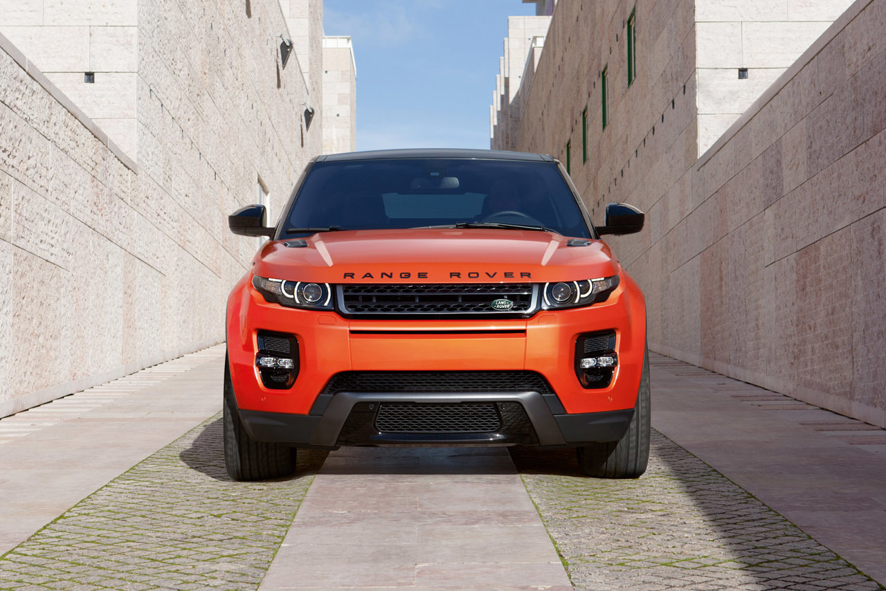Image of Range Rover 2014 Evoque Autobiography Dynamic