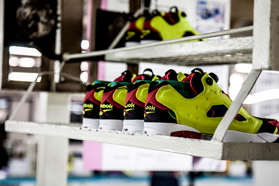Image of Sneaker Freaker Checks Out the Production of the Reebok Instapump Fury