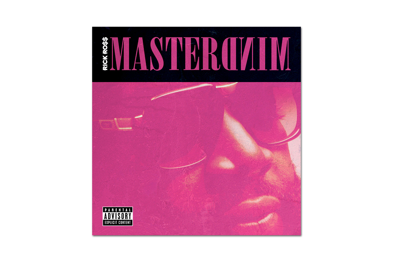 Image of Rick Ross - Mastermind (Album Stream)