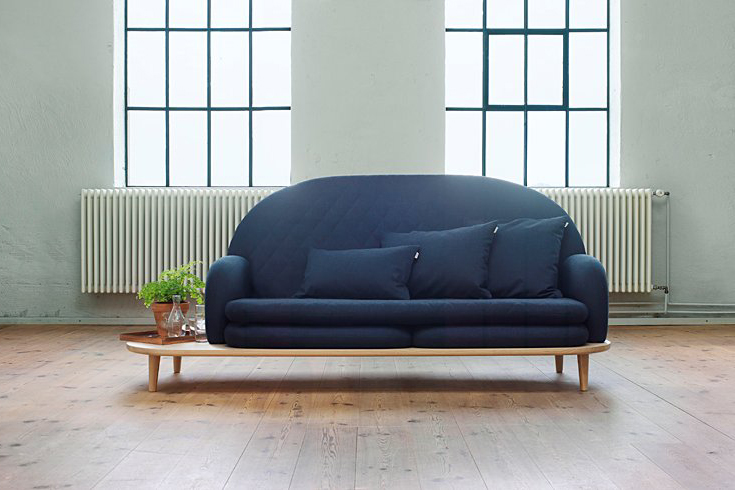 Image of Rise Sofa by Note Design Studio