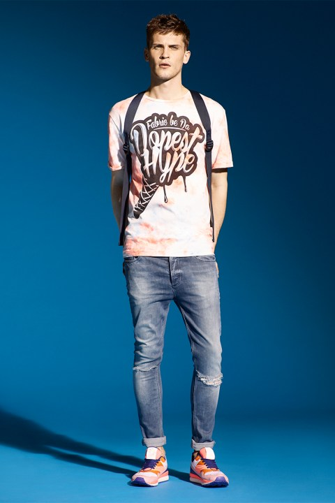 Image of River Island 2014 High Summer Lookbook