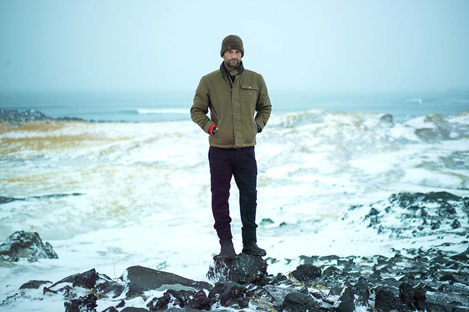 Image of ROARK 2014 Fall/Winter Lookbook Preview