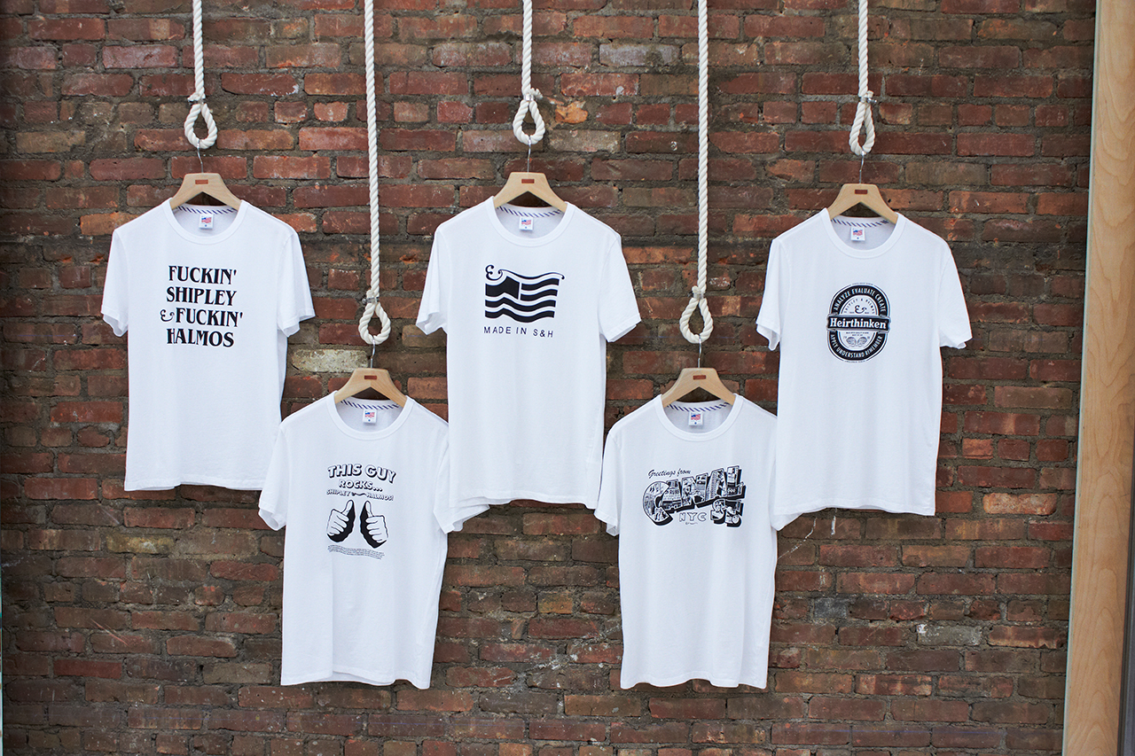 Image of Shipley & Halmos Open Canal Street Pop-Up