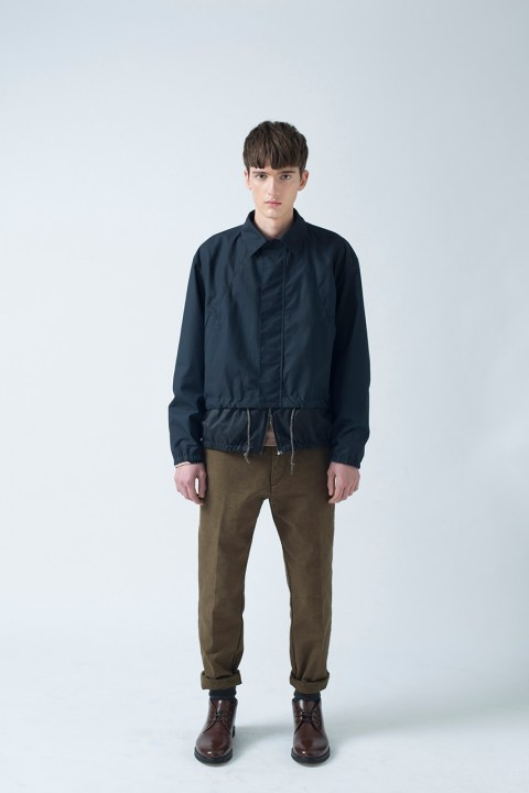 Image of Smith-Wykes 2014 Fall/Winter Lookbook