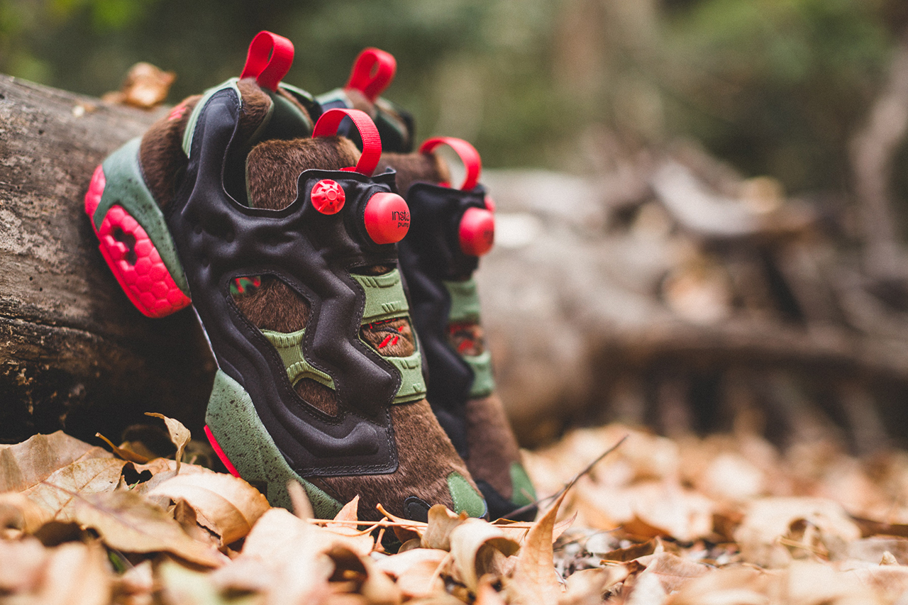 Image of A Closer Look at the Sneaker Politics x Reebok Instapump Fury 20th Anniversary