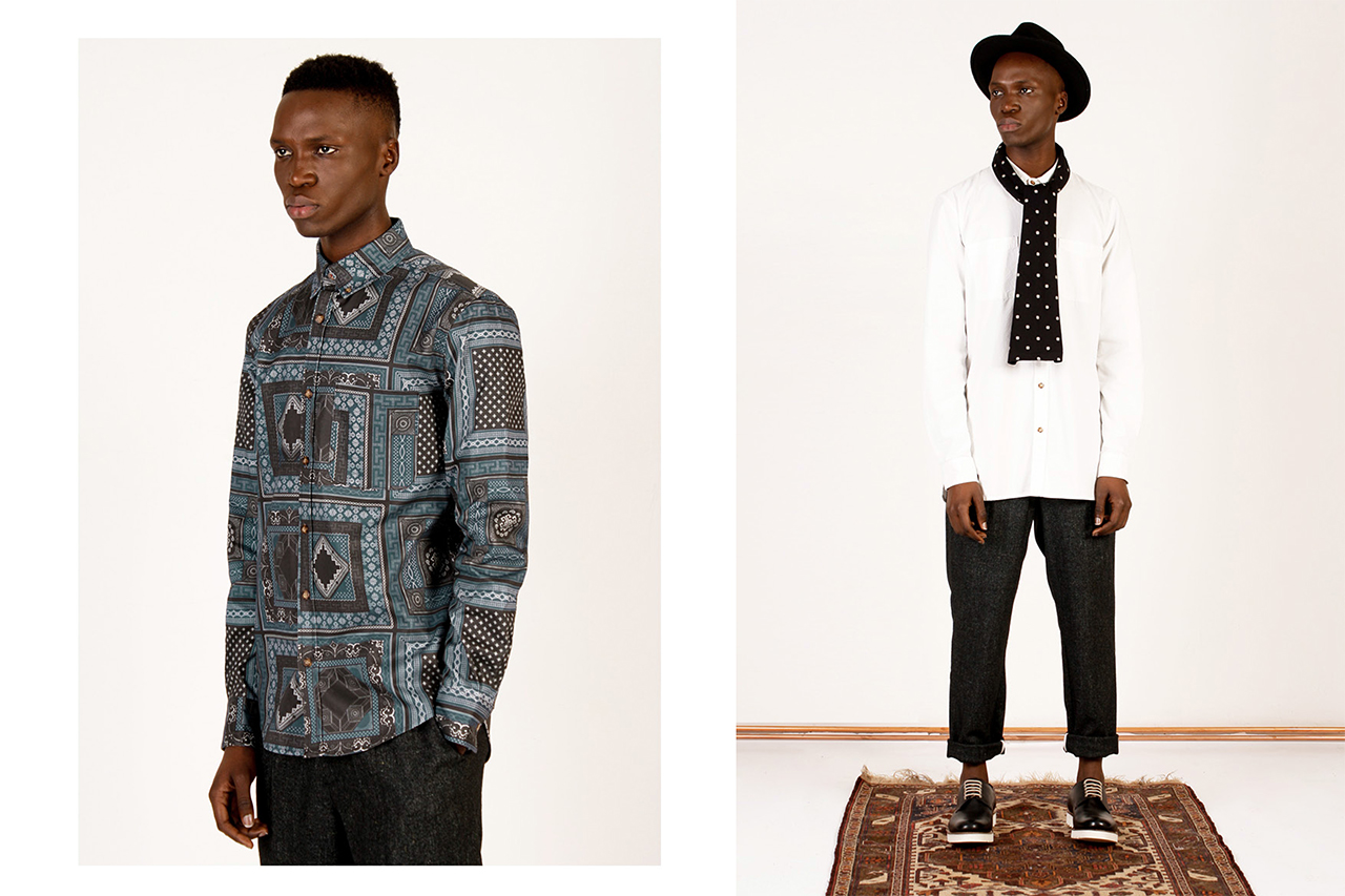 Image of Son of Wild 2014 Fall/Winter Lookbook