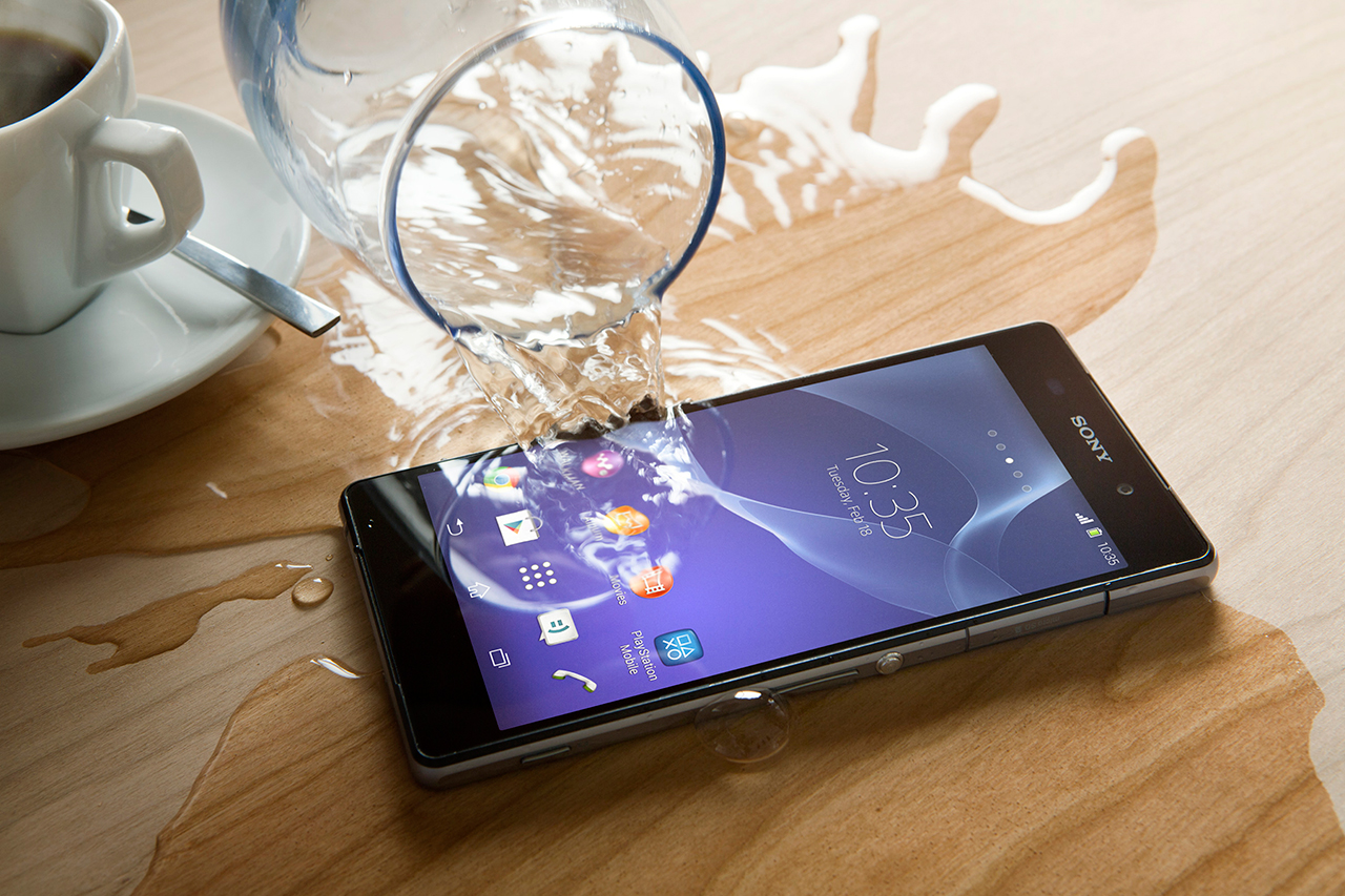 RAM is the sony ericsson xperia z waterproof you been looking