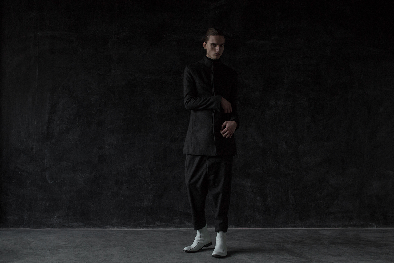 Image of SOSNOVSKA 2014 Fall/Winter Lookbook