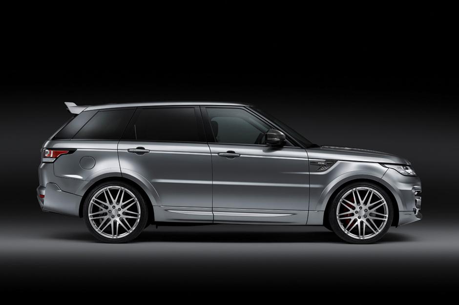 Image of Startech Range Rover Sport 2014