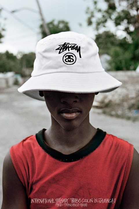 Image of Stussy 2014 Spring Campaign by Francesco Giusti