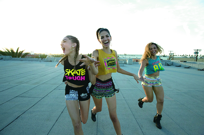 Image of Stussy Women's 2014 Spring Collection