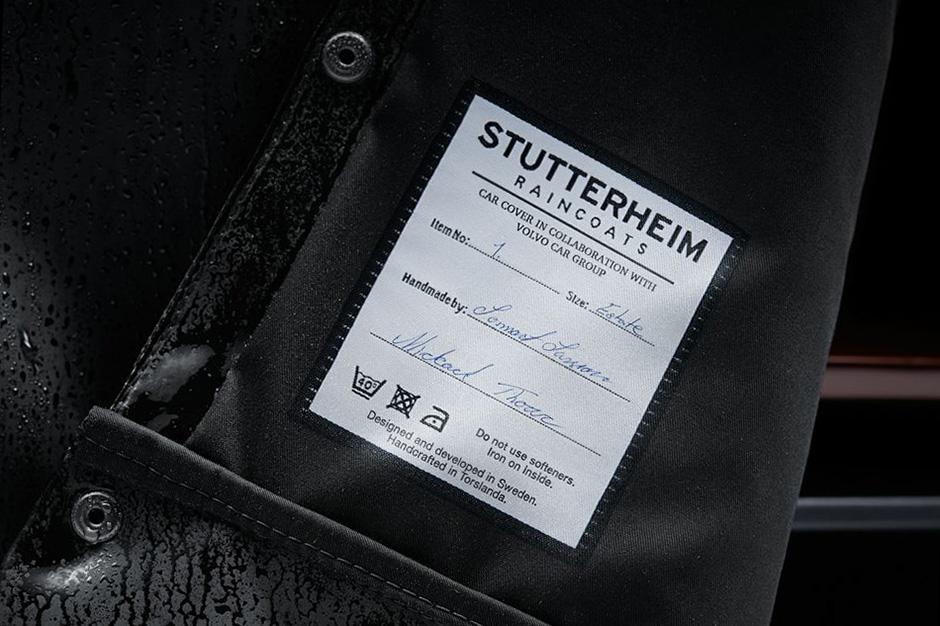 Image of Stutterheim x Volvo Concept Estate Car Cover