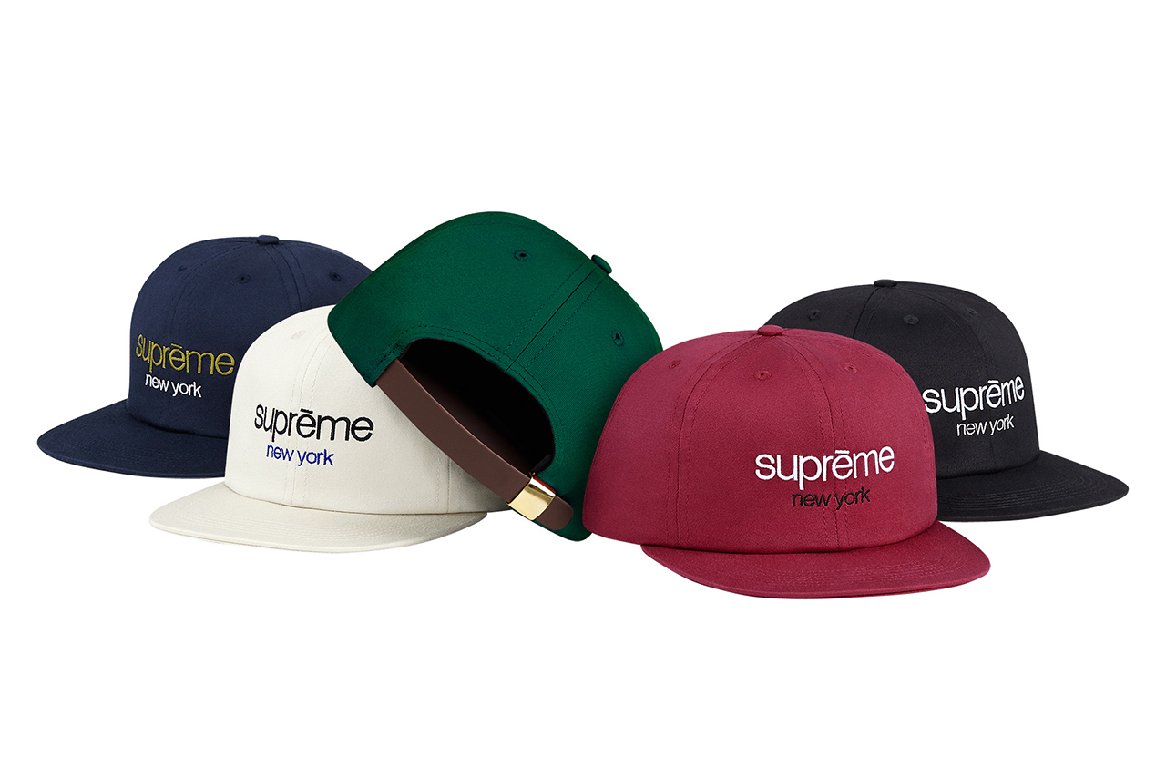 Image of Supreme 2014 Spring/Summer Headwear Collection