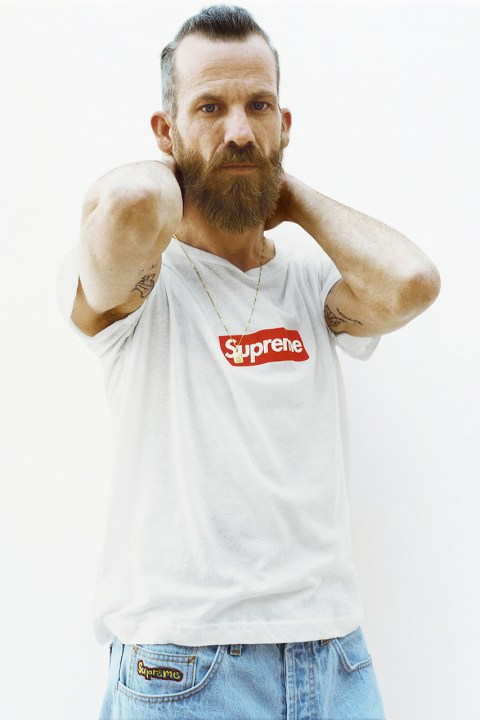 Image of Supreme 2014 Spring/Summer Lookbook