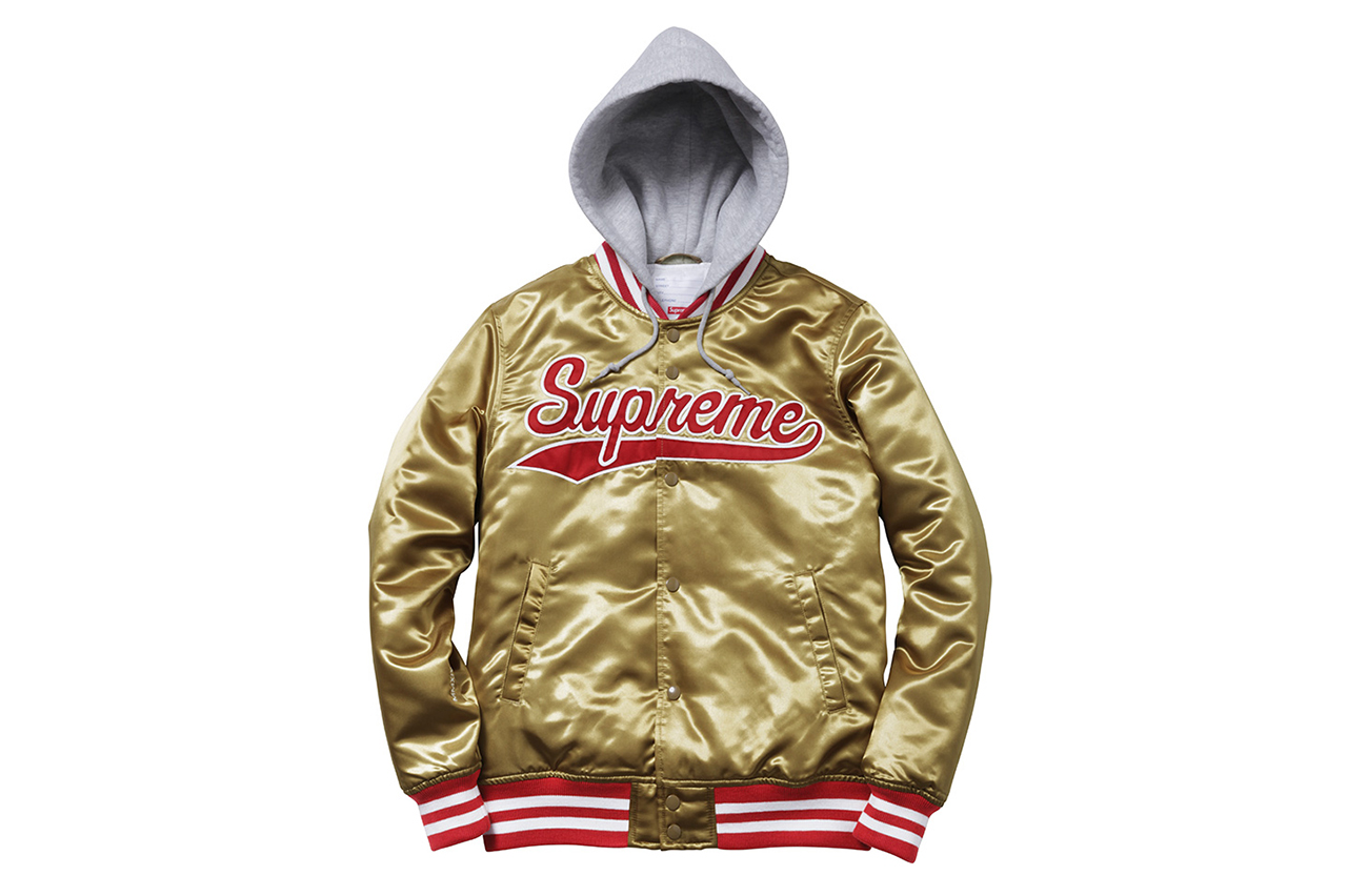 Image of Supreme 2014 Spring/Summer Outerwear Collection