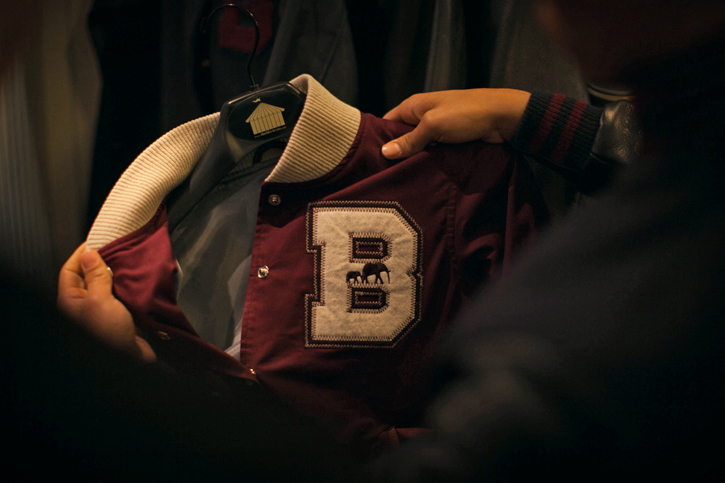 Image of The BKc Valentine's Varsity Jackets for Women