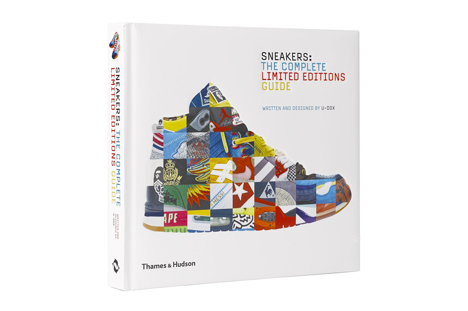 Image of Sneakers: The Complete Limited Editions Guide by U-Dox