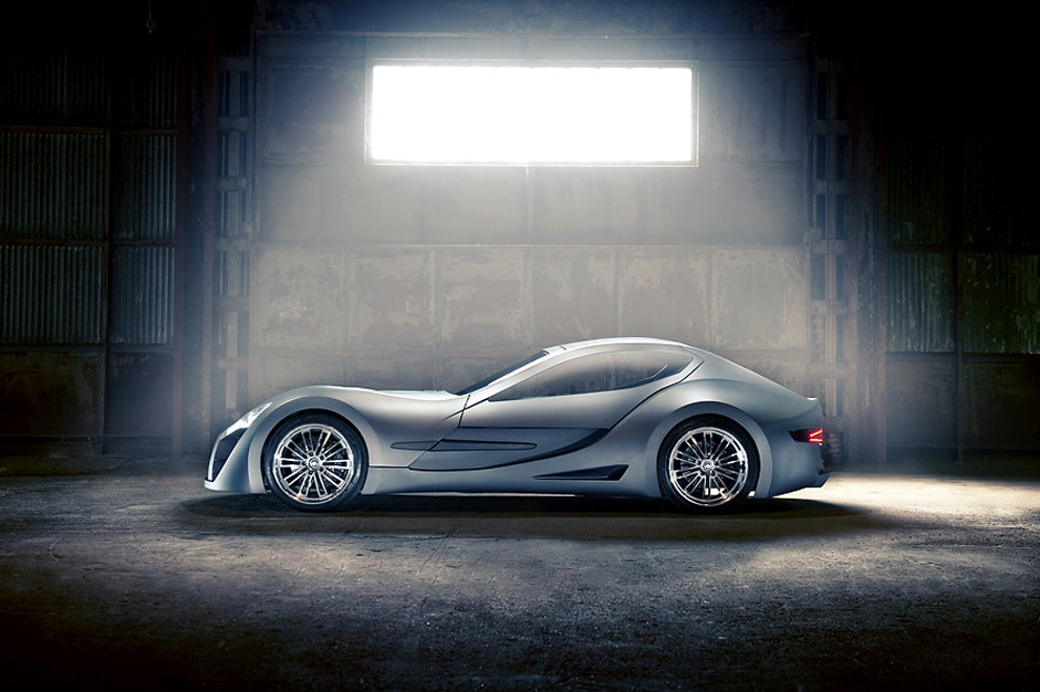 Image of The Felino CB7 - Canada's Newest Supercar