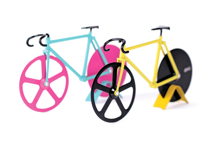 Image of The Fixie Pizza Cutter