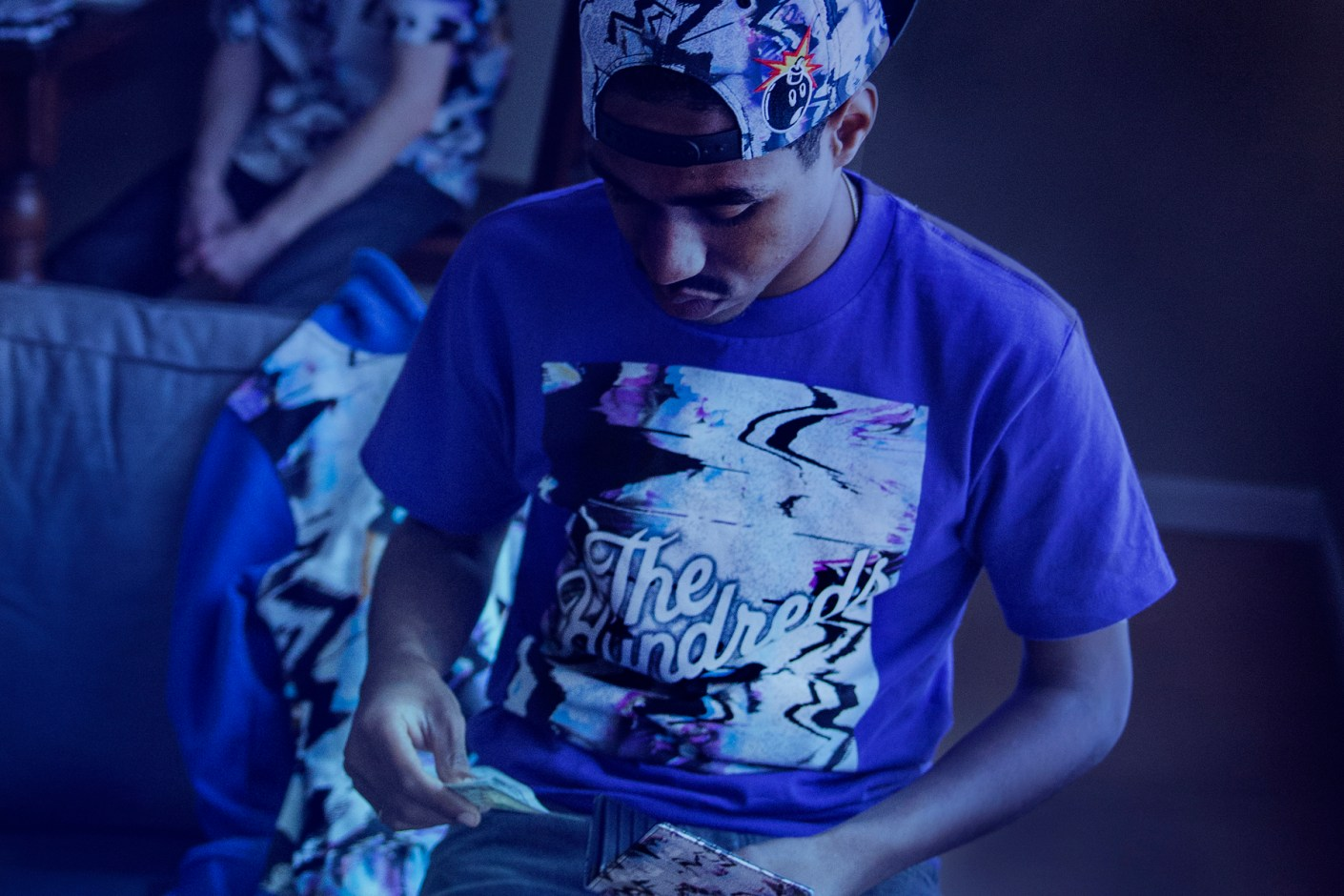 "Image of The Hundreds 2014 Spring/Summer ""Scrambled Porn"" Collection"