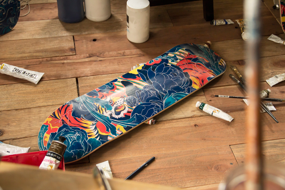 Image of The Hundreds by James Jean Collection