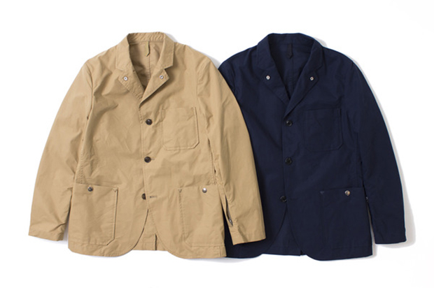 """Image of THE NORTH FACE PURPLE LABEL 2014 Spring/Summer """"Field"""" Collection"""