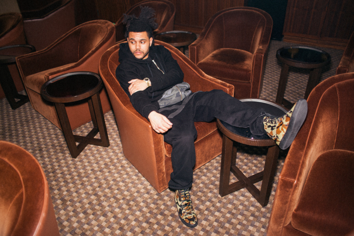 "Image of The Weeknd & XO Present the 2014 Spring ""Official Issue XO"" Collection"