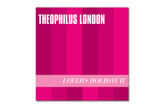 Image of Theophilus London - Lovers Holiday II (EP)