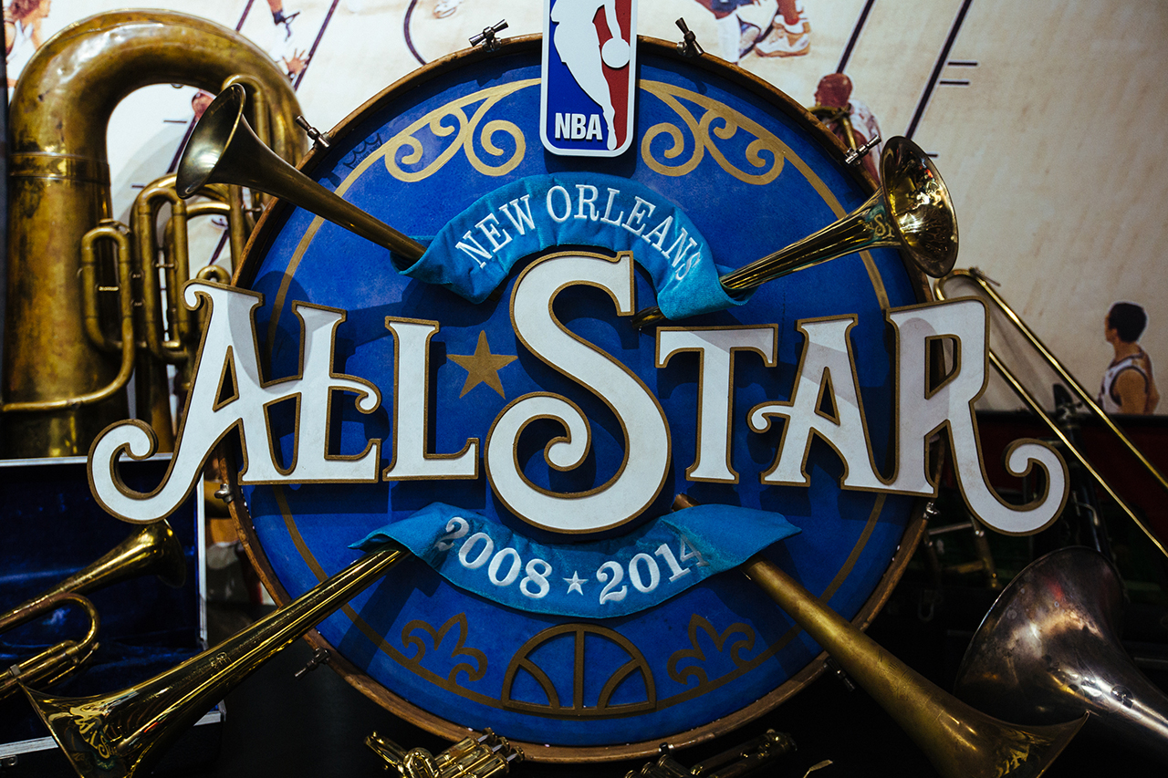 Image of Basketball, Sometimes: A Trip to The NBA All-Star Game in New Orleans