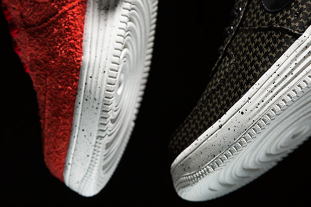 Image of Undefeated x Nike Lunar Force 1 Teaser