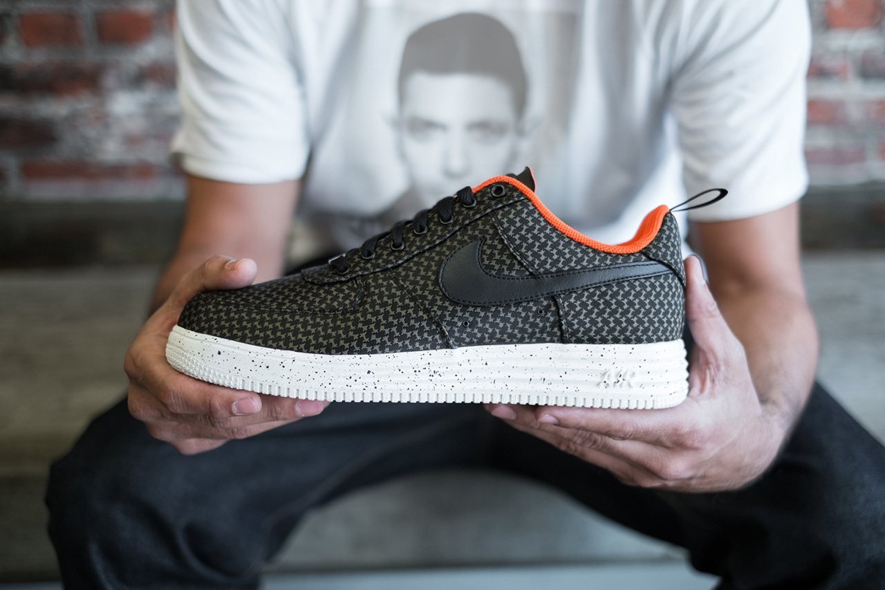 Image of Undefeated's Eddie Cruz Talks Nike and the Latest Lunar Force 1 Pack