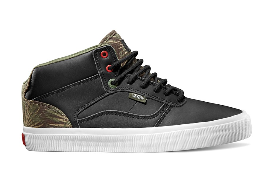 "Image of Vans OTW 2014 Spring ""Palm Camo"" Collection"