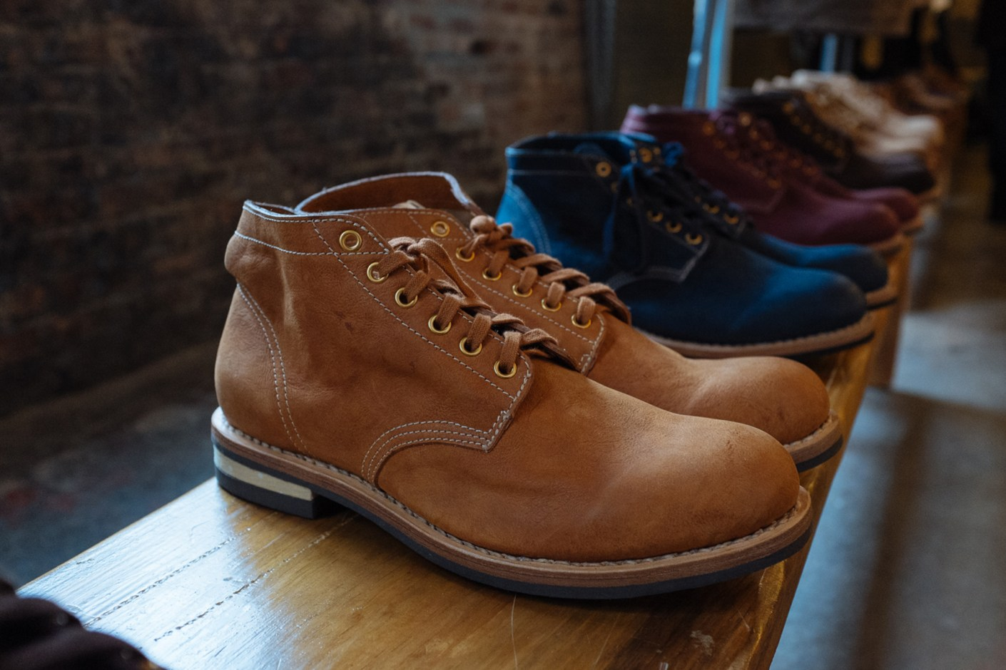 Image of visvim 2014 Fall/Winter Collection Preview