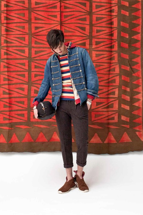 Image of visvim 2014 Fall/Winter Lookbook Preview