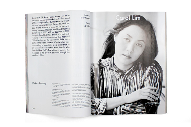 Image of Vivienne Westwood Covers The Gentlewoman 2014 Spring/Summer Issue No. 9